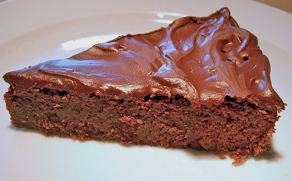schwedischer schokoladenkuchen klebrig rezept mit bild. Black Bedroom Furniture Sets. Home Design Ideas