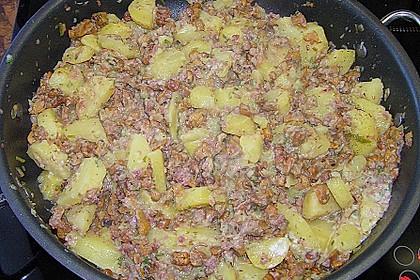 Kartoffel - Pfifferling - Pfanne 3