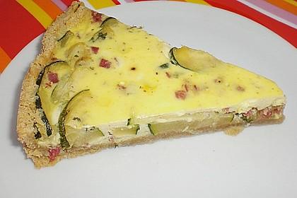 Zucchinitorte 42