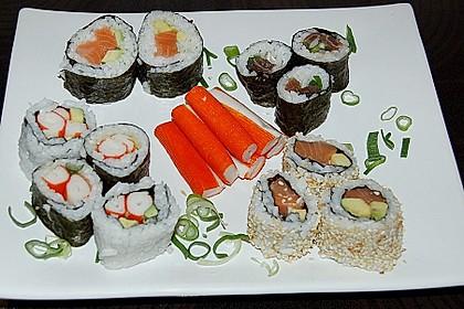 Sushi - Reis 9