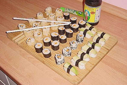 Sushi - Reis 4