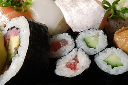 Sushi - Reis 20