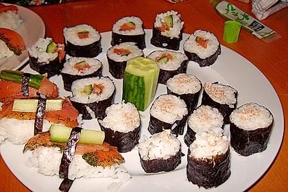 Sushi - Reis 10