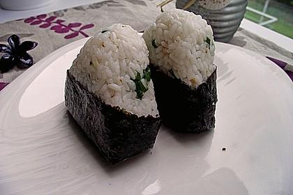 Sushi - Reis 2