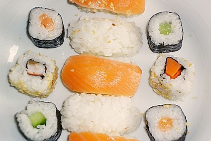 Sushi - Reis 8