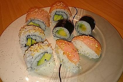 Sushi - Reis 5