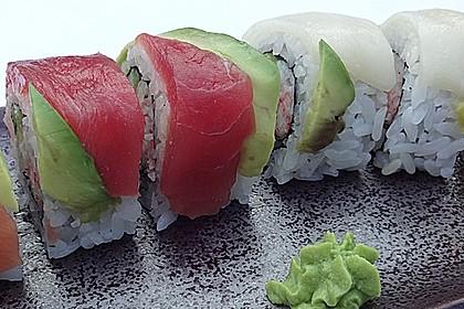 Sushi - Reis 0