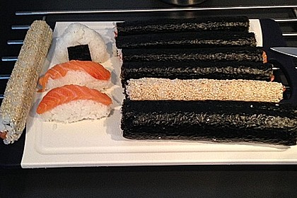 Sushi - Reis 3
