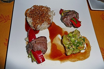 Japanische Steakrollen 2