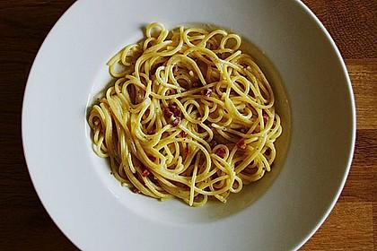 Spaghetti alla Carbonara nach Südtiroler Art 26
