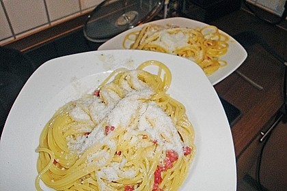 Spaghetti alla Carbonara nach Südtiroler Art 57
