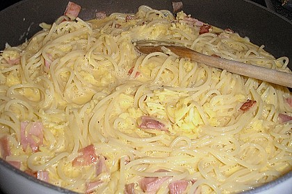 Spaghetti alla Carbonara nach Südtiroler Art 43