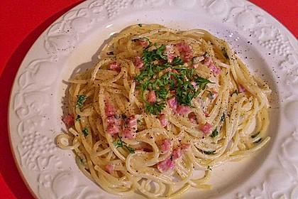Spaghetti alla Carbonara nach Südtiroler Art 12