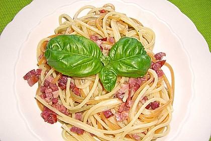 Spaghetti alla Carbonara nach Südtiroler Art 9