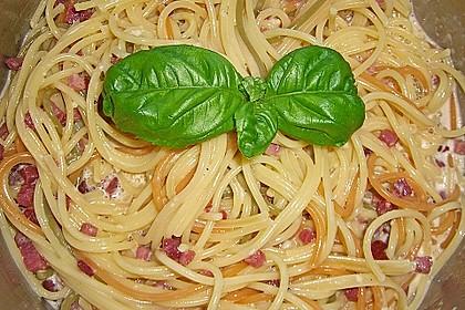 Spaghetti alla Carbonara nach Südtiroler Art 10
