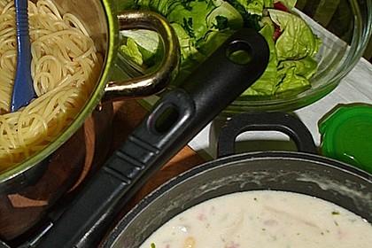 Spaghetti alla Carbonara nach Südtiroler Art 42