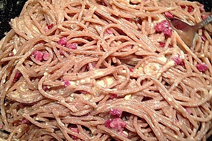 Spaghetti alla Carbonara nach Südtiroler Art 46