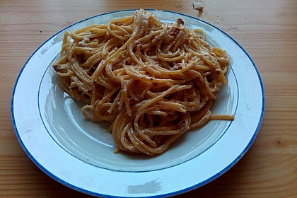 Spaghetti alla Carbonara nach Südtiroler Art 63