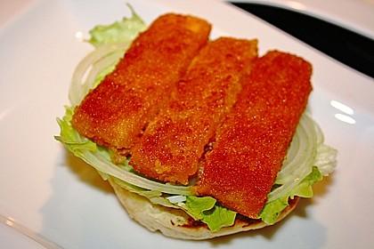 Fischstäbchenburger 2