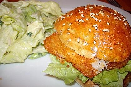Fischstäbchenburger 3
