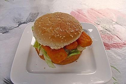 Fischstäbchenburger 4