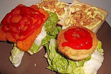 Fischstäbchenburger 5