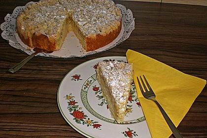 Streusel Apfel Blechkuchen 3