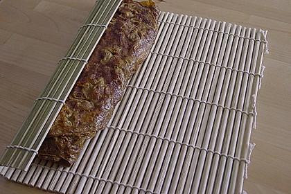 Tamagoyaki, japanisches Omelett 13