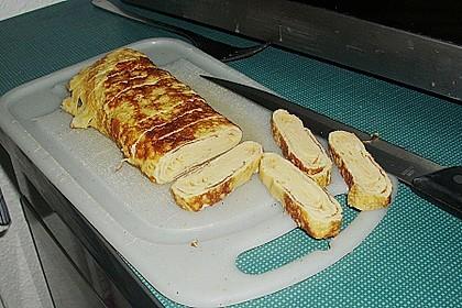 Tamagoyaki, japanisches Omelett 2