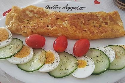 Tamagoyaki, japanisches Omelett 3