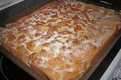 Apfelkuchen Großmutters Art 63