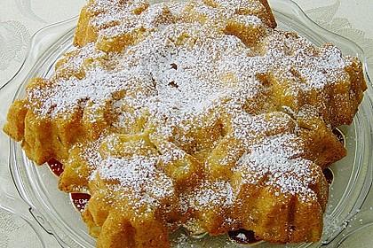 Apfelkuchen Großmutters Art 22