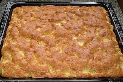 Apfelkuchen Großmutters Art 112