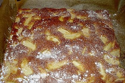 Apfelkuchen Großmutters Art 135