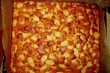 Apfelkuchen Großmutters Art 166