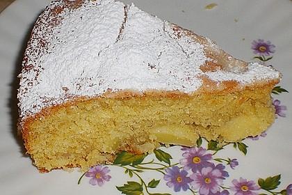Apfelkuchen Großmutters Art 19