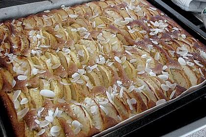 Apfelkuchen Großmutters Art 53