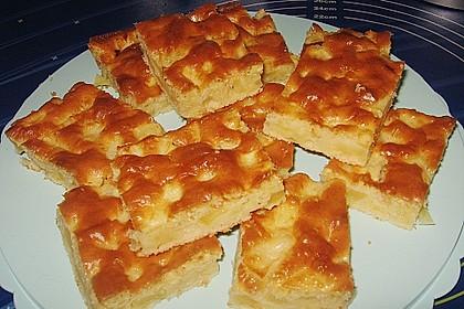 Apfelkuchen Großmutters Art 31