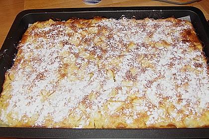 Apfelkuchen Großmutters Art 139