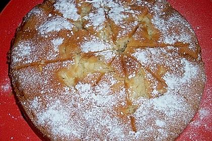 Apfelkuchen Großmutters Art 159