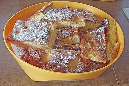 Apfelkuchen Großmutters Art 162
