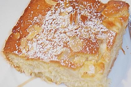 Apfelkuchen Großmutters Art 191
