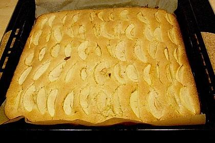 Apfelkuchen Großmutters Art 123