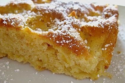 Apfelkuchen Großmutters Art 23