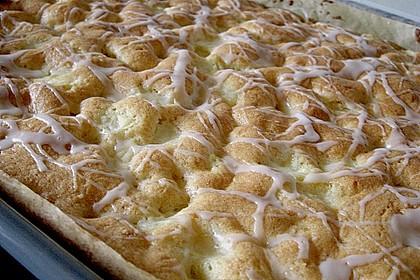 Apfelkuchen Großmutters Art 36