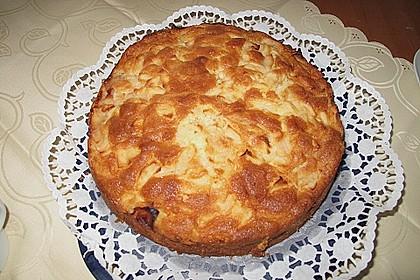 Apfelkuchen Großmutters Art 54