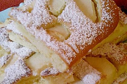 Apfelkuchen Großmutters Art 55