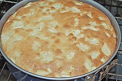Apfelkuchen Großmutters Art 155