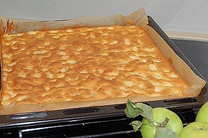 Apfelkuchen Großmutters Art 128