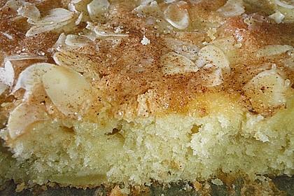 Apfelkuchen Großmutters Art 150